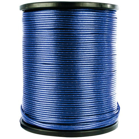 DB Link STPW8BL250Z Elite Superflex Soft-Touch Power Wire (8 Gauge, Blue, 250ft) - Peazz.com