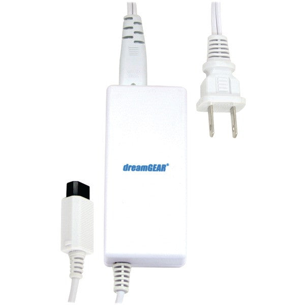 dreamGEAR DGWII-1029 Nintendo Wii AC Adapter, 11ft PTR-DRM1029