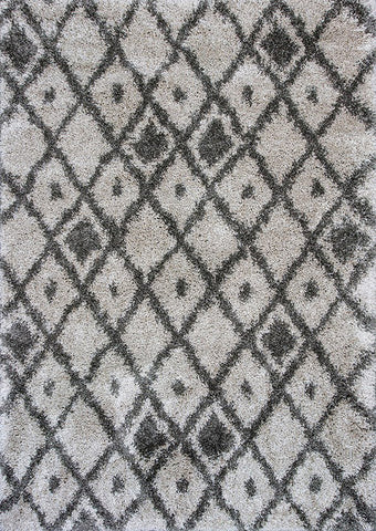 "KAS Rugs Delano 1158 Beige Elements Machine-Woven 100% Polypropelene 3'3"" x 5'3"""