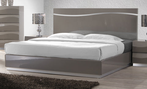 Chintaly DELHI-BED-KG-HB King Bed Headboard