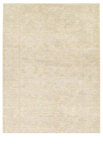 KAS Rugs Donny Osmond Home Timeless 8000 Champagne Tranquility Machine-Made 100% Multi-Textured Polypropelene 9' x 13'