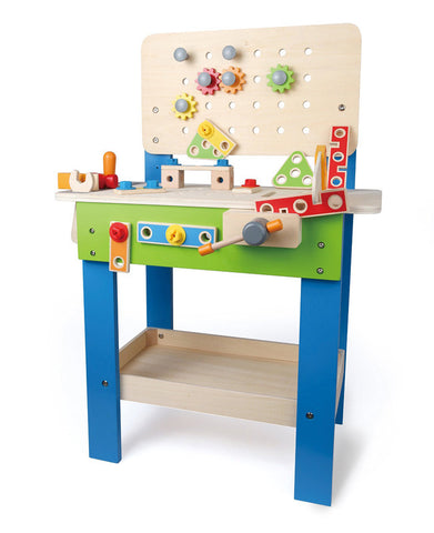 Hape Master Workbench E3000 Early Explorer