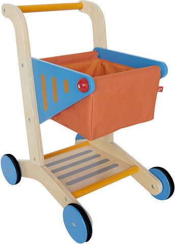 Hape Shopping Cart  E3123 Playfully Delicious