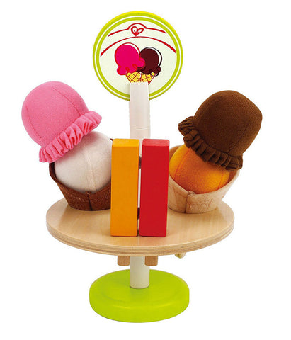 Hape Ice Cream Treats  E3133 Playfully Delicious