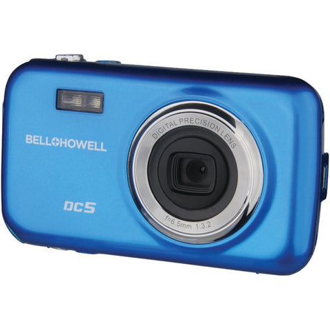 Bell+Howell DC5-BL 5.0-Megapixel Fun-Flix Kids Digital Camera (Blue) - Peazz.com