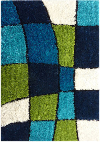 LA Rug ES-51-39X58 Exotic - New Collection Multi-Color - Peazz.com