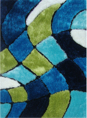 LA Rug ES-62-39X58 Exotic - New Collection Multi-Color - Peazz.com