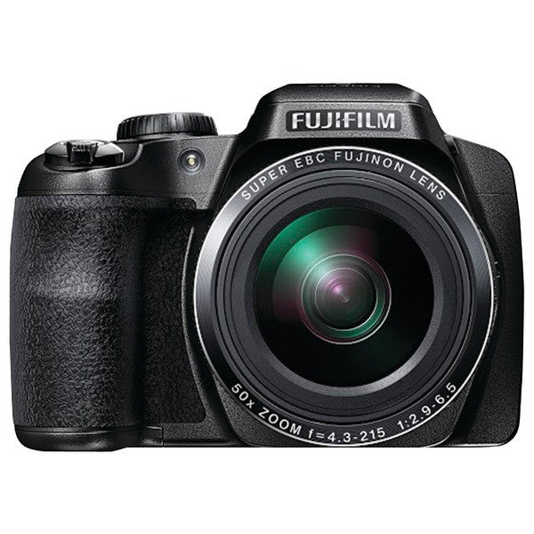 Fujifilm 16452839 16.0-Megapixel FinePix S9900W Digital SLR Camera (Black)