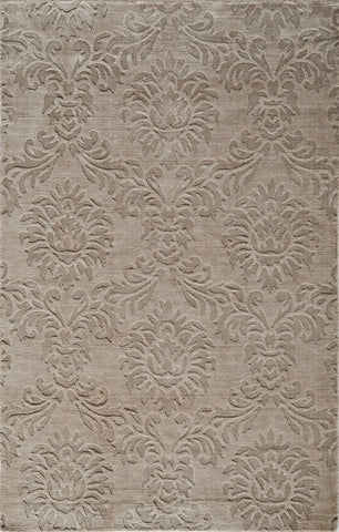 Momeni FRESCFRE-5SND96D6 INDIAN HAND LOOMED Fresco Collection Sand Finish Rugs
