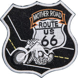 B&F System GFPATCH42 Live To Ride 42pc Embroidered Motorcycle Patch Set