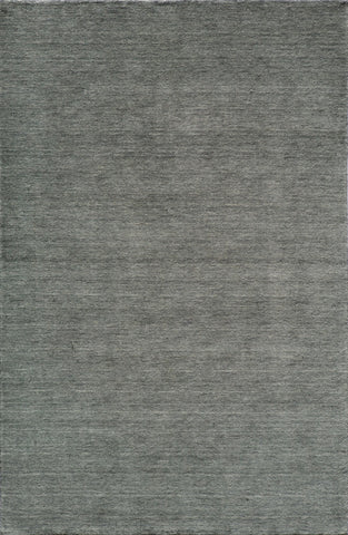 Momeni GRAMEGM-12LAG80B0 INDIAN HAND LOOMED Gramercy Collection Lagoon Finish Rugs