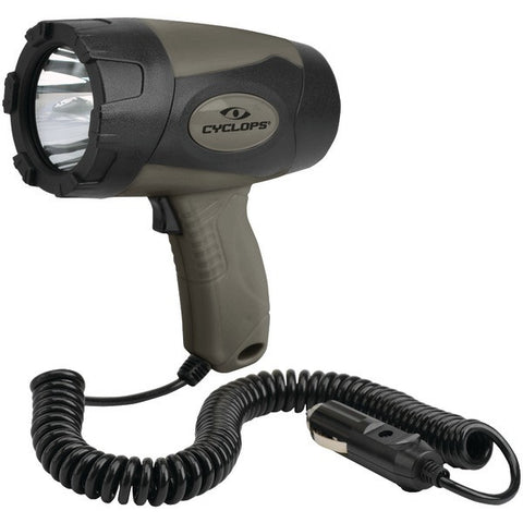 Cyclops CYC-5WS12V-TB 309-Lumen 5-Watt Handheld 12-Volt Direct Spotlight - Peazz.com