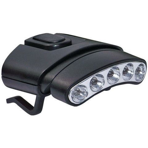Cyclops CYC-HCDT-WG 30-Lumen Tilt 5 LED Hat Clip Light (Regular) - Peazz.com