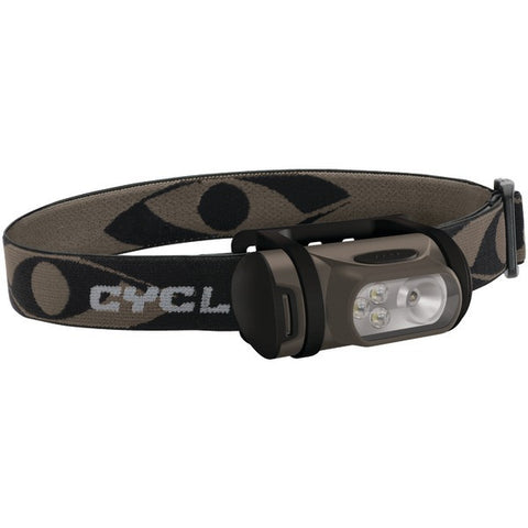 Cyclops CYC-TITANXP-TB 112-Lumen Titan XP LED Headlight (Tree Bark Green) - Peazz.com