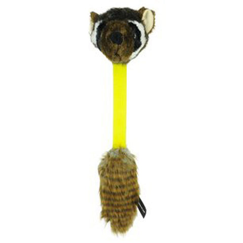 Hyper Pet HYP49218 Hyper Shakes Raccoon Dog Toy