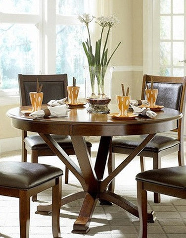 Homelegance 5327-48 Helena 48in Round Dining Table - Homelegance