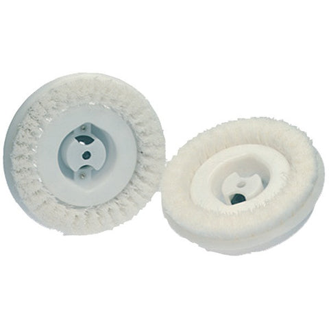 "Koblenz 45-0136-7 6"" Shampoo Brushes, 2 pk - Peazz.com"