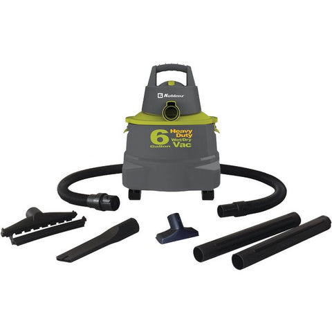Koblenz WD-6K Wet/Dry Vacuum Cleaner with 6-Gallon Tank - Peazz.com