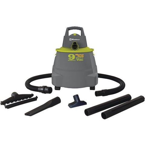 Koblenz WD-9K Wet/Dry Vacuum Cleaner with 9-Gallon Tank - Peazz.com
