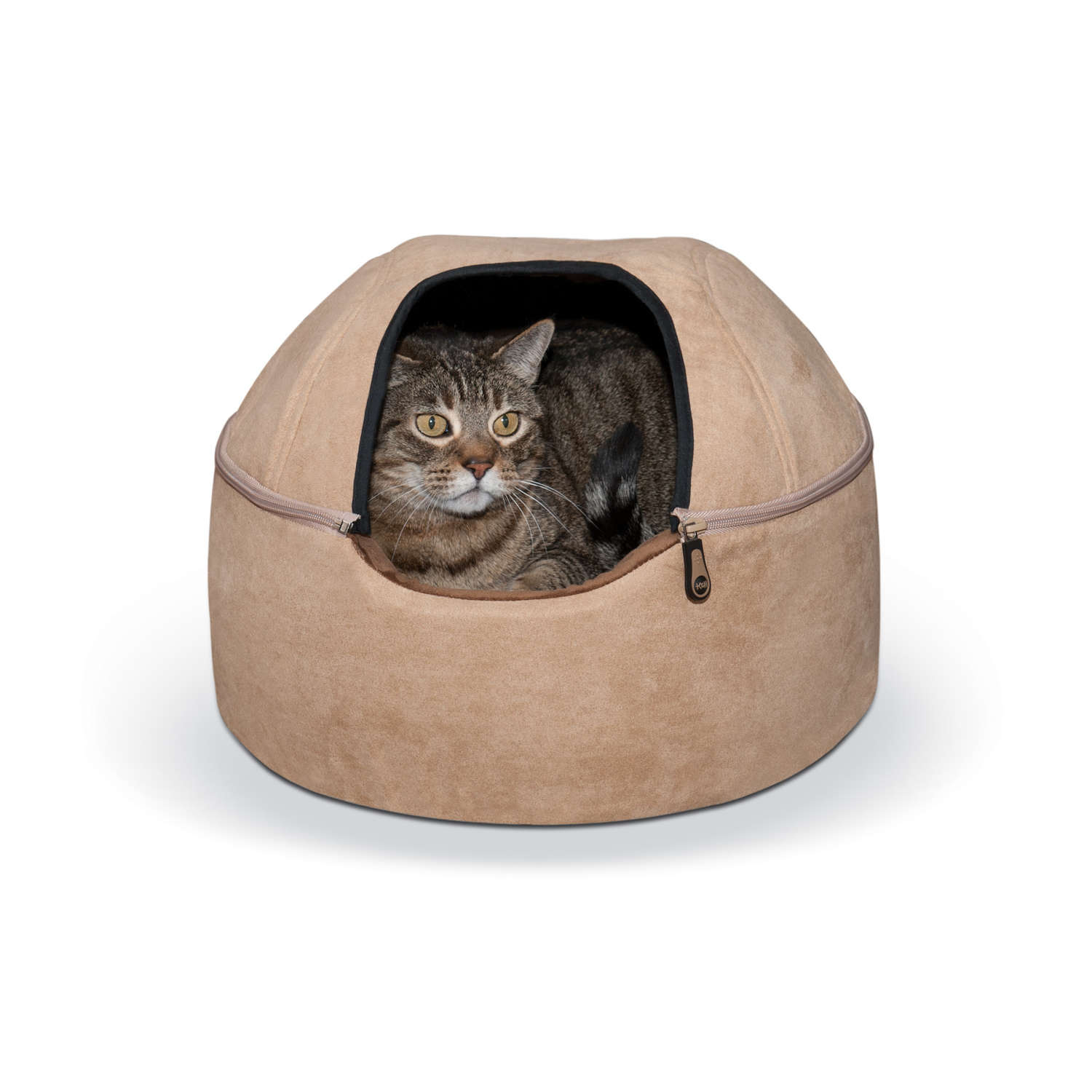 K&H Pet Products KH3895 Kitty Dome Bed Unheated