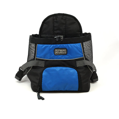 Outward Hound 2512 Kyjen Pet-A-Roo Pet Carrier (Blue) - Peazz.com