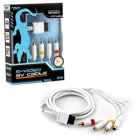 Wii U S-Video & AV Cable (KMD-W-0448)