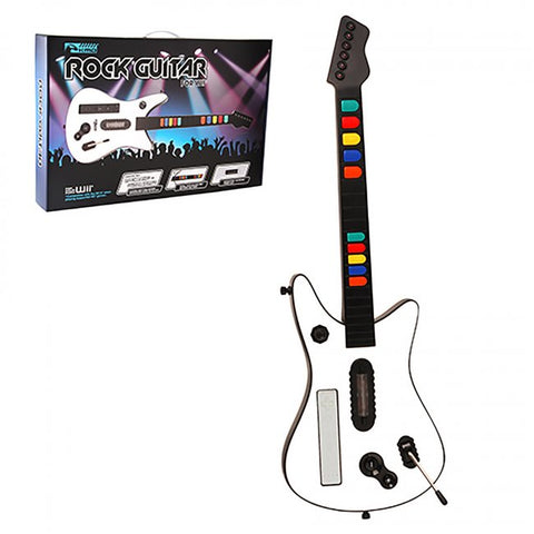 Wii Fret Guitar Controller White (KMD-W-3897)