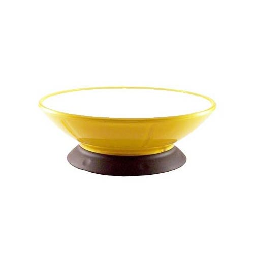 Modapet LZ0201 Lemon Zest Pedestal Pet Bowl 2 cups / 473 ml