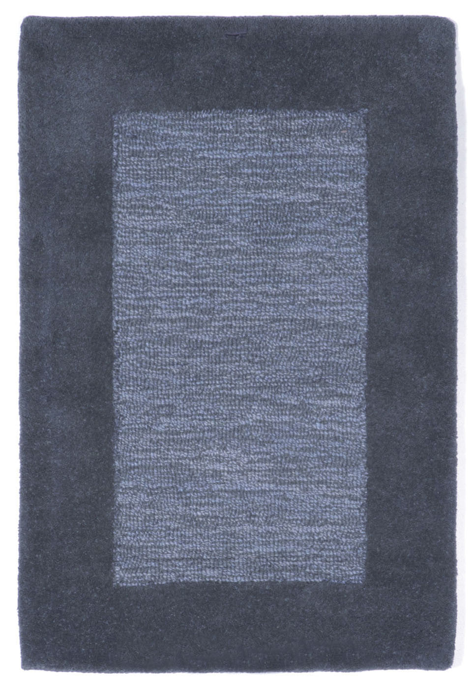 Trans-Ocean Imports MAD23130003 Madrid Collection Blue Finish Indoor Rug