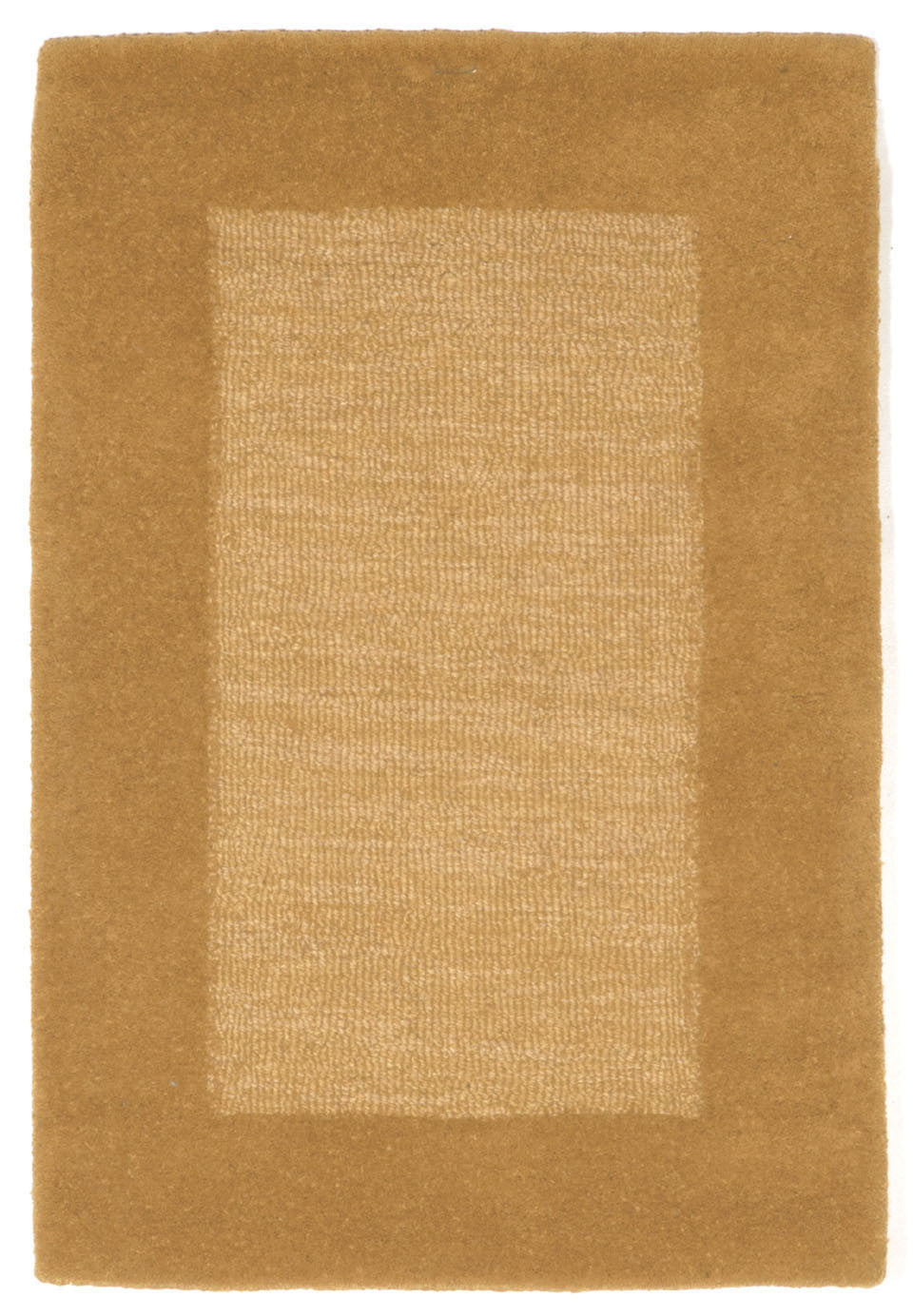 Trans-Ocean Imports MAD23130009 Madrid Collection Gold Finish Indoor Rug
