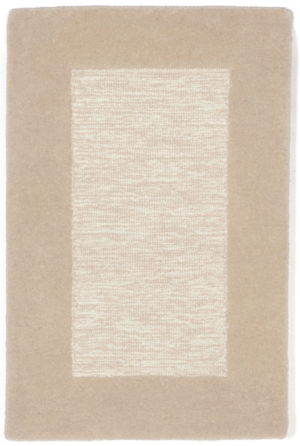 Trans-Ocean Imports MAD23130012 Madrid Collection Natural Finish Indoor Rug