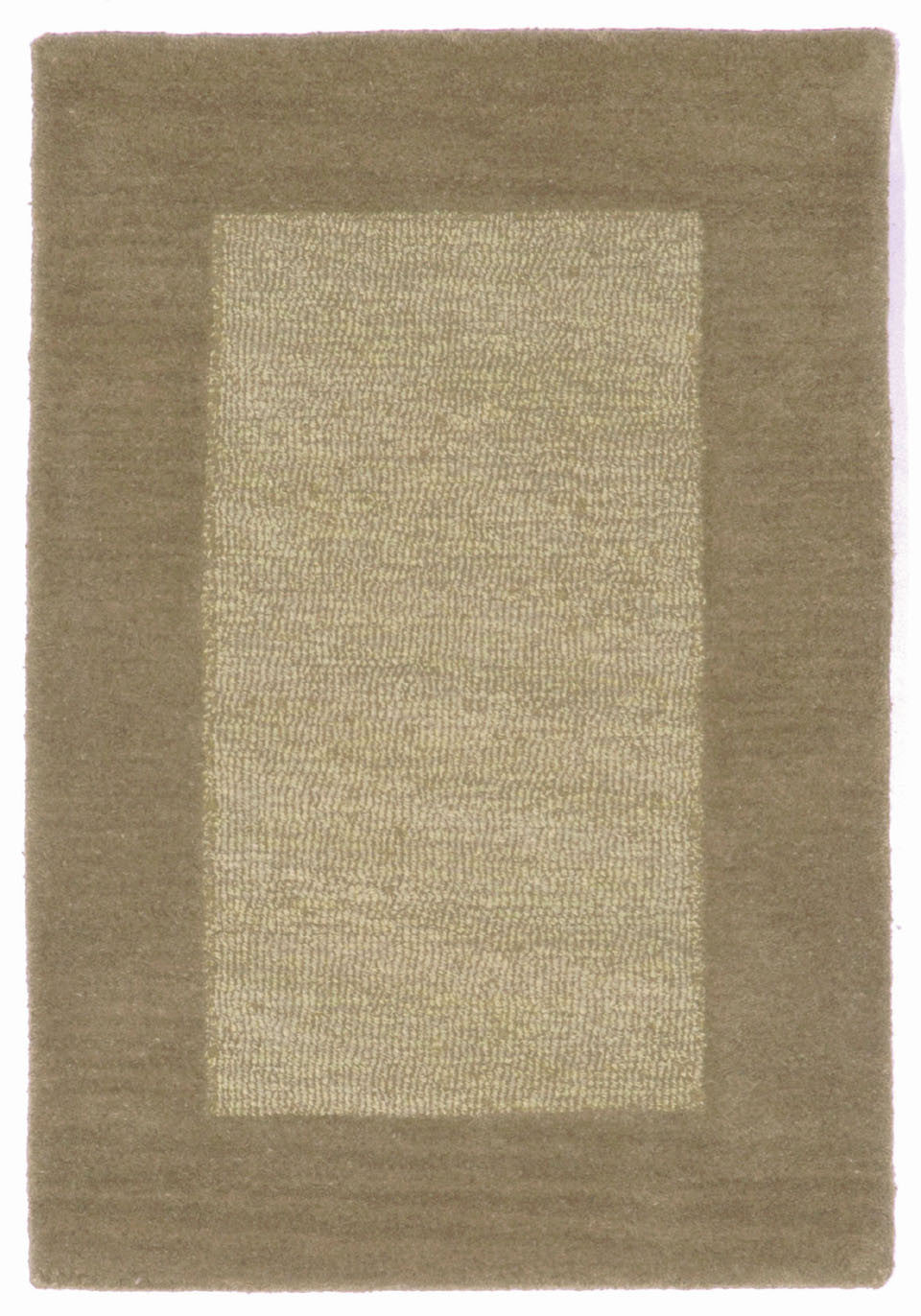 Trans-Ocean Imports MAD23130016 Madrid Collection Sage Finish Indoor Rug