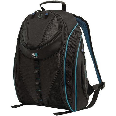 "Mobile Edge MEBPE92 16"" PC/17"" MacBook Express 2.0 Backpack, Teal - Peazz.com"