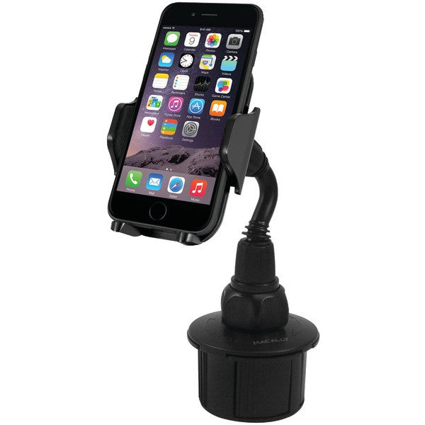 Macally Peripherals MCUPMP Cellular Phone Adjustable Cup Holder Mount