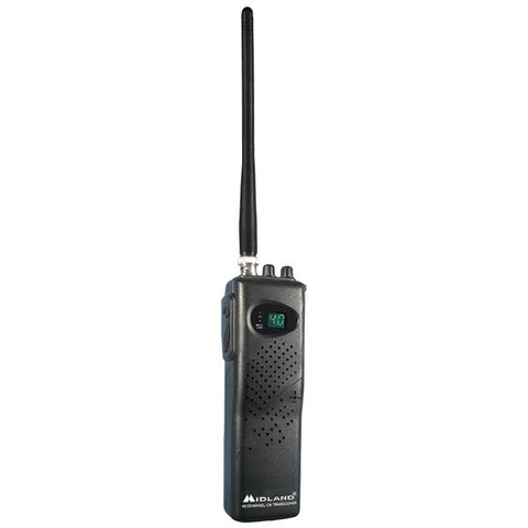 Midland 75-785 7-Watt 40-Channel Portable CB Radio - Peazz.com