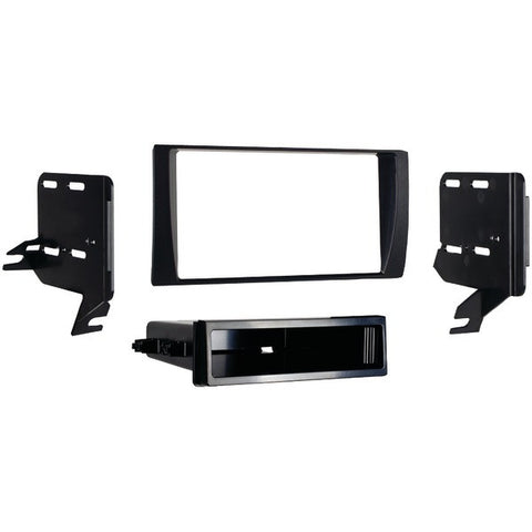 Metra 99-8231 2002–2006 Toyota Camry Single- or Double-DIN Installation Kit - Peazz.com