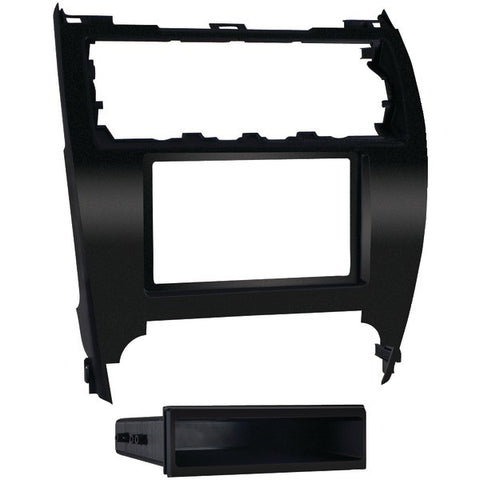 Metra 99-8232B 2012–2014 Toyota Camry Single- or Double-DIN Installation Kit - Peazz.com