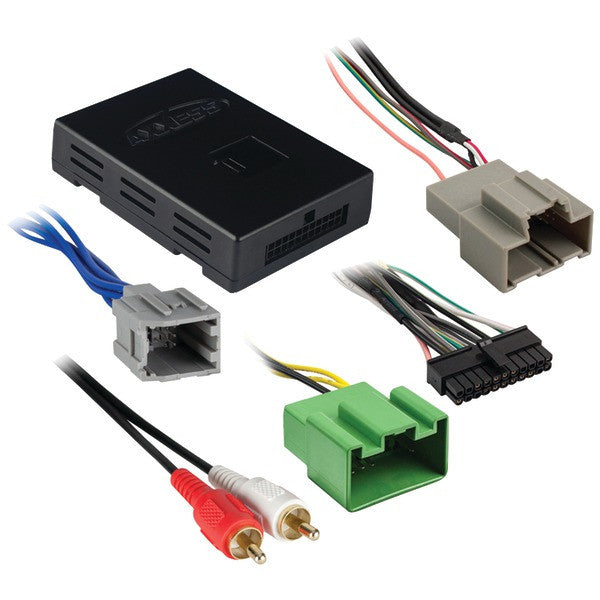 Axxess Gmos-most-01 Most Amp Retention Interface For Select Gm 2014 & Up Vehicles