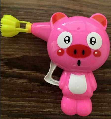 Merske MK10071 Animal Bubble Gun - Pig - Peazz.com - 1