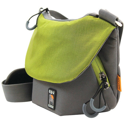 Ape Case AC560G Tech Messenger Camera Case (Green) - Peazz.com