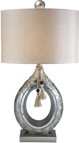 Ok Lighting OK-4238T Chrysanthemum Table Lamp - Peazz.com