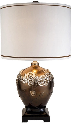 Ok Lighting OK-4275T Allure Table Lamp - Peazz.com