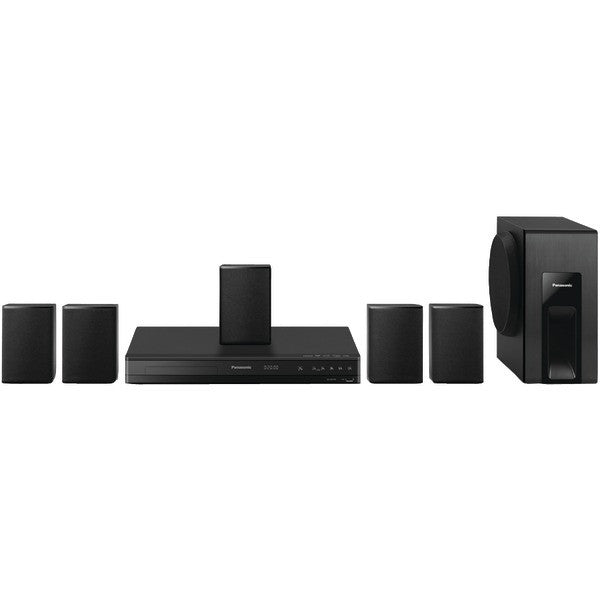 Panasonic SC-XH105 400-Watt 5.1-Channel DVD Home Theater System