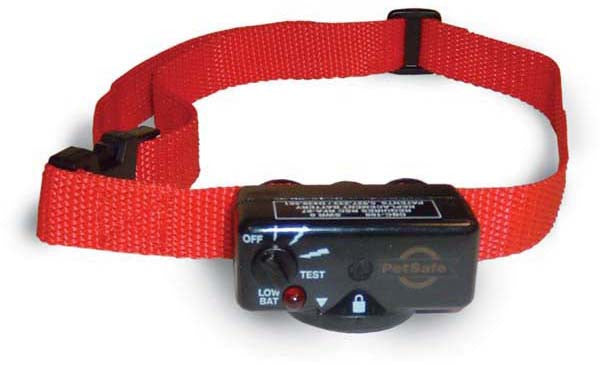 PetSafe PDBC-300 Deluxe No Bark Control Collar 10303-5