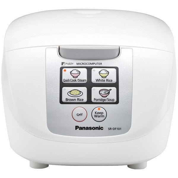 Panasonic Sr-Df181 Fuzzy Logic Rice Cooker (10 Cup) 268513136