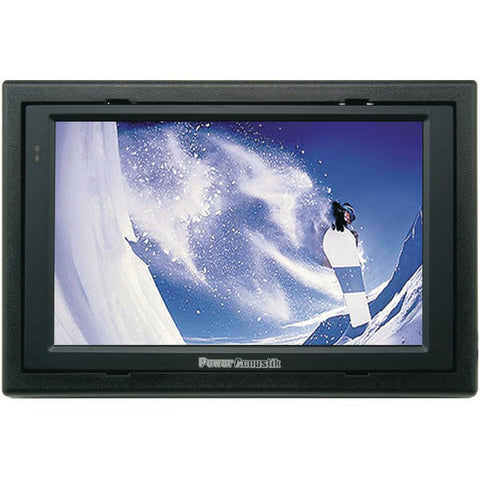 "Power Acoustik PT-700MHR 7"" Cut-in Widescreen Headrest Monitor - Peazz.com"
