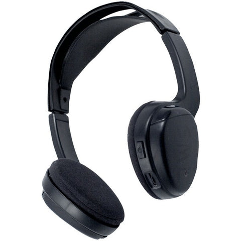Power Acoustik WLHP-200 1-Channel Wireless IR Headphones - Peazz.com