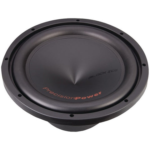 "Precision Power BI.124 Black Ice Series 2"" DVC 4? Subwoofer (12"", 500 Watts) - Peazz.com"