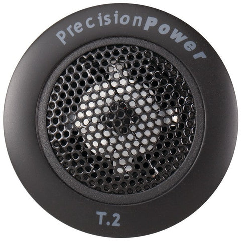 "Precision Power T.2 1"" 100-Watt Tweeters - Peazz.com"