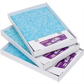 "PetSafe ScoopFree Litter Tray Refills With Premium Blue Crystals 3 pack 22"" x 14.5"" x 2.5"""